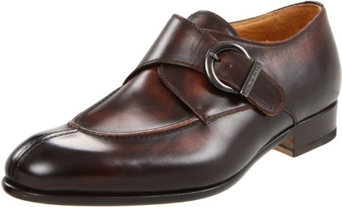 Bruno Magli Men's Mydrone Monk Strap Dress Shoe, $550.00