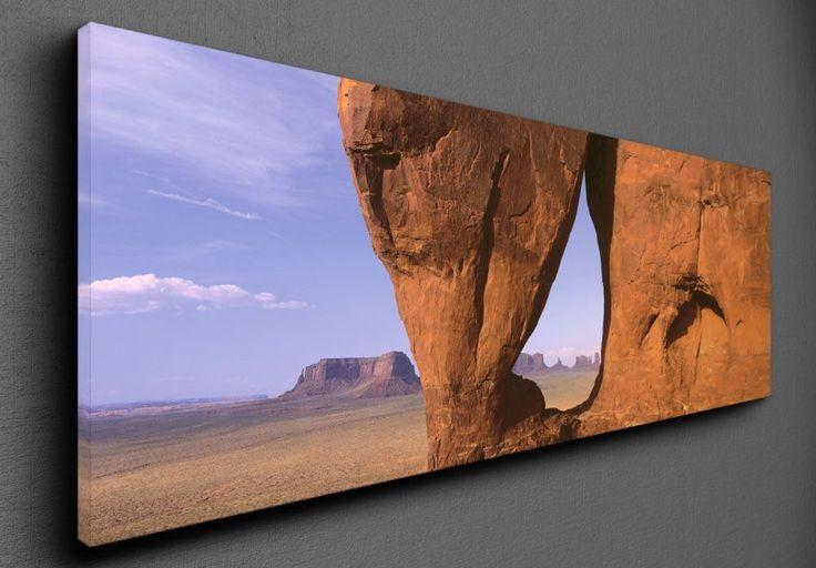 Teardrop Window - Canvas