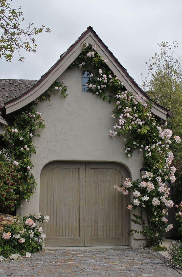 190 Best Garage Door Amp Trellis Images On Pinterest