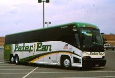 Peter Pan Tours Charter Bus