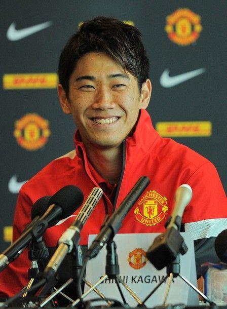 Shinji Kagawa - Manchester United - We welcome you!