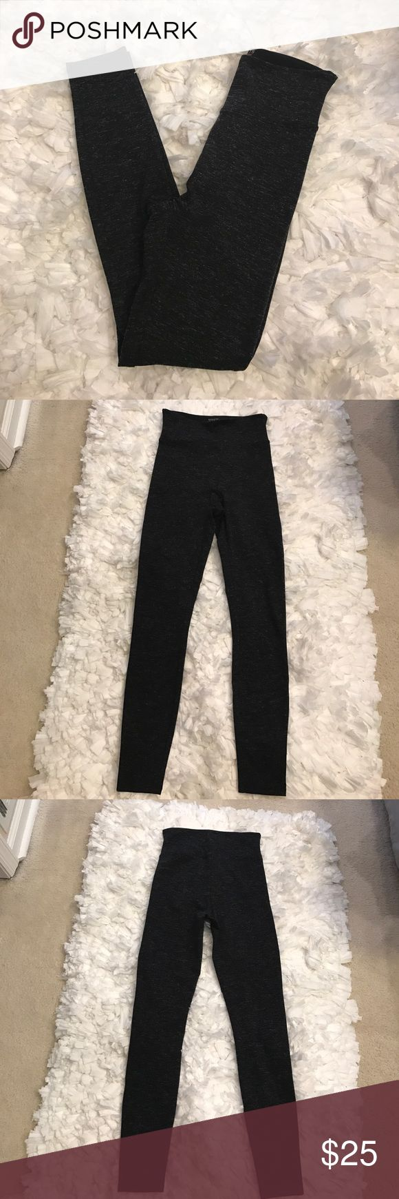 Assets by Spanx Tights Excellent used condition. Size medium. Assets- Red Hot Label by Spanx. Heathered black. Inseam- 28 inches. Shaping. SPANX Pants Leggings