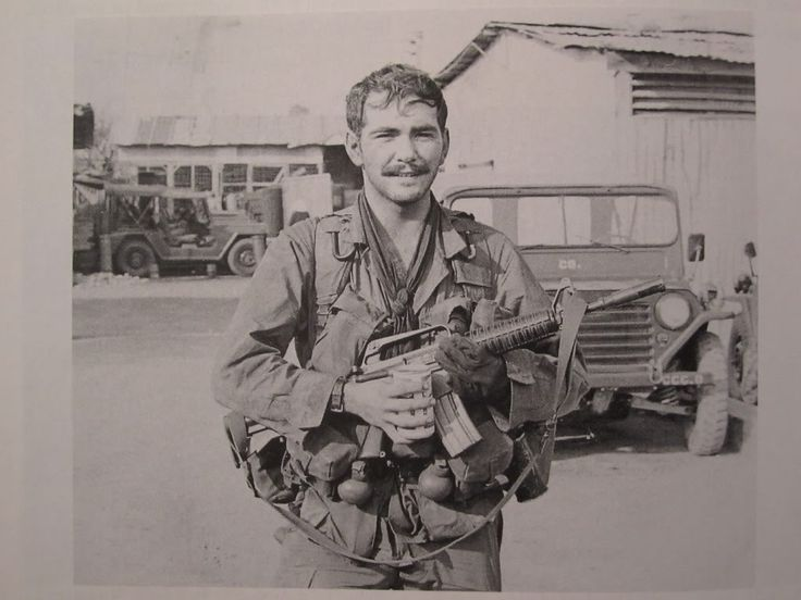 John Plaster, author, sniper, recon man, covey rider and all around good guy.