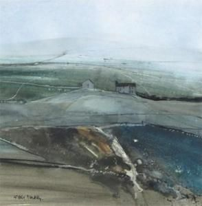 John Blockley - Pennine Landscape