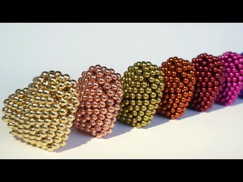 How To Make a Buckyballs 3D Heart. Detailed Tutorial HD! - YouTube