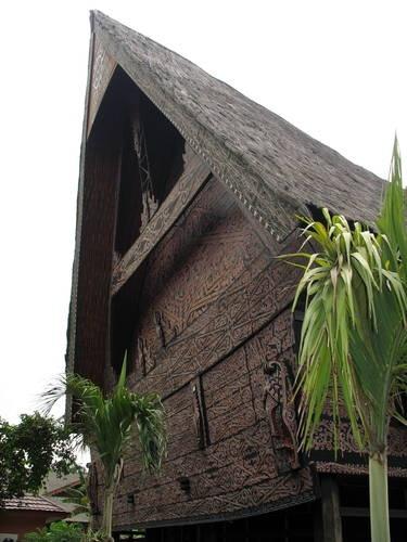 Rumah Batak from North Sumatra by Chris10