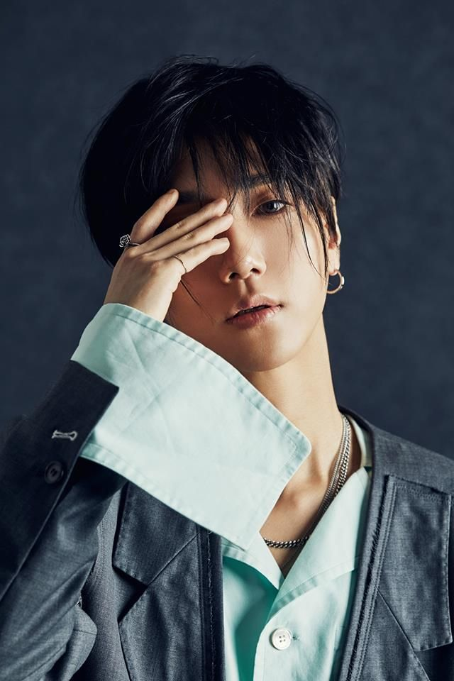 SUPER JUNIOR 8TH ALBUM 'PLAY' #YESUNG