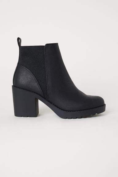 Ankle Boots in 2019   Shop Fall Favorites   Boots, Shoes, Black ankle boots 793711e0344