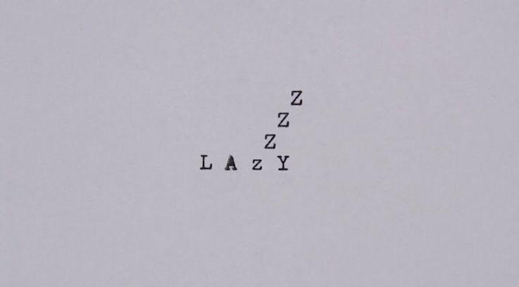 Animationsfilm: Die tanzende Buchstabenwelt einer alten Schreibmaschine  Wenn Papier und Tinte zueinanderfinden, beginnt ein kreativer Prozess, wie er im digitalen Zeitalter unüblich geworden ist. Dabei hege ich selbst a...