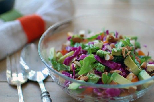 nice different salads to lose weight