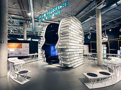 Bei der Agentur Gruppe für Gestaltung aus Bremen entwickeln sich aus Design, Architektur, Interaktion wirkungsvolle Kommunikation und außergewöhnliche Erlebnisse.