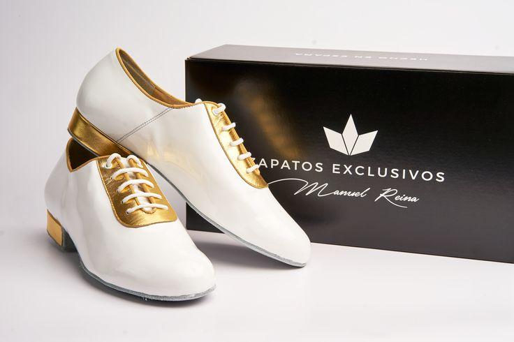 Oro y Blanco Charol.... !!! 💃🕺 😊😊 Nueva colección Marco Ferrigno!!!!  😍❤️Ya están disponibles en venta Online!!!!!#OnlyTheChampionsAreReina #danielsport #yesfootwear #danceshoes #man #dancer #fashion #love #shoes #exclusive #manuelreina #summer #danceshoesoftheday #todossomosverdes #lovedance #hypefeet #bachata #kizomba #salsa #merengue #danielydesireeoficial #danielydesireecoleccion #ilovemyshoes #ilovedance #marcoferrignocollection Karel Flores & Marco Ferrigno Marco Ferrigno