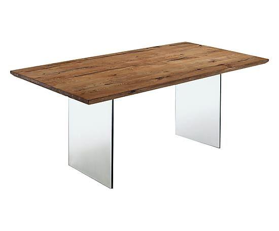 Tavolo in legno Float - 90x180x76 cm