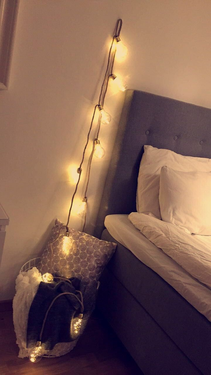 #lightbulbs #bedroom #homeinterior
