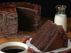 It's time for tea and something sweet! One superb recipe for making the most delicious Prague cake in the world.