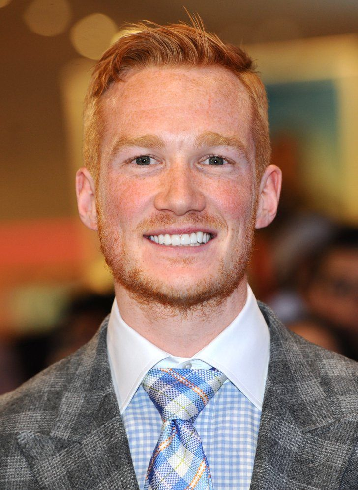 Pin for Later: Meet the Stars of Strictly Come Dancing 2016 Greg Rutherford Long jumper Greg's already got an Olympic gold medal, will he be adding a glitterball trophy to his mantelpiece next?