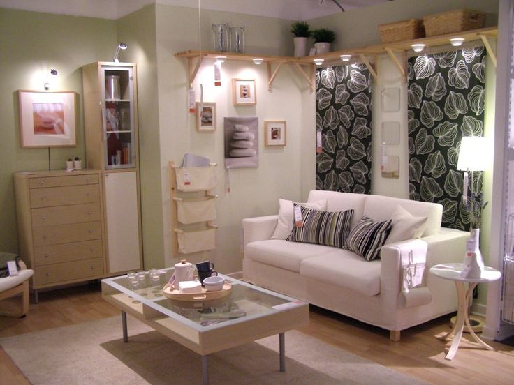 1000 images about small spaces on pinterest nooks square meter and small rooms - Ikea small spaces bedroom plan ...