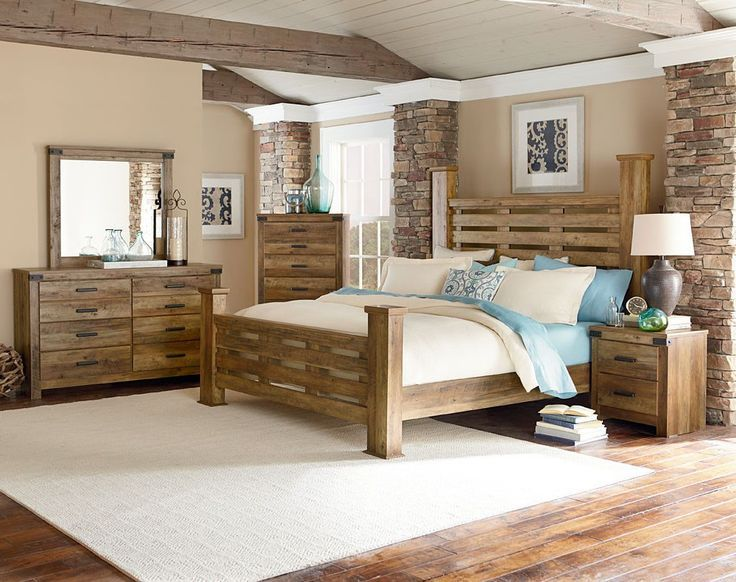 Beautiful Pine Bedroom Furniture Ideas 2