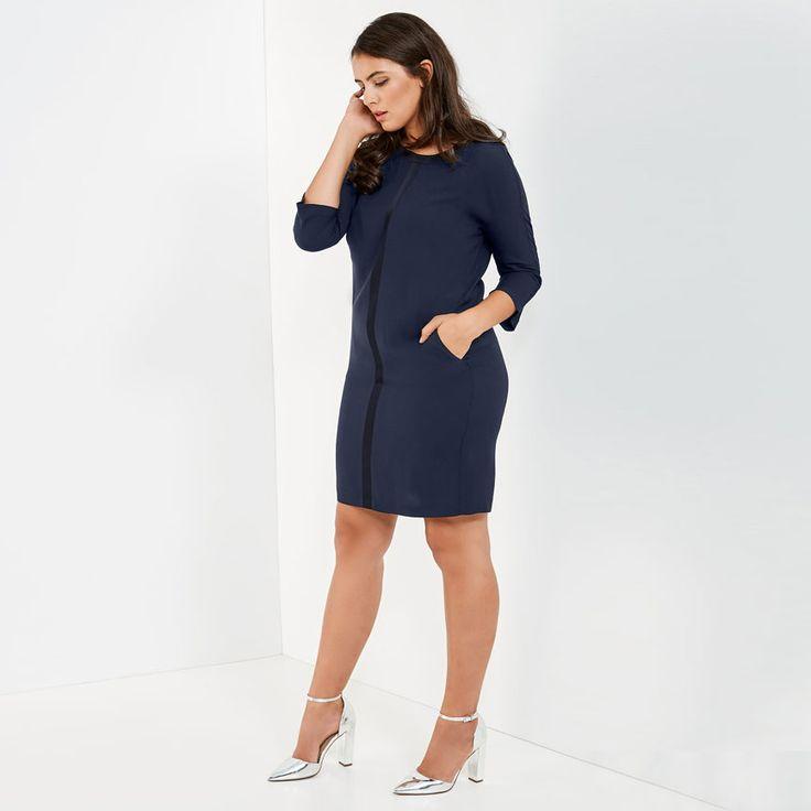 Figurwunder-Kleid