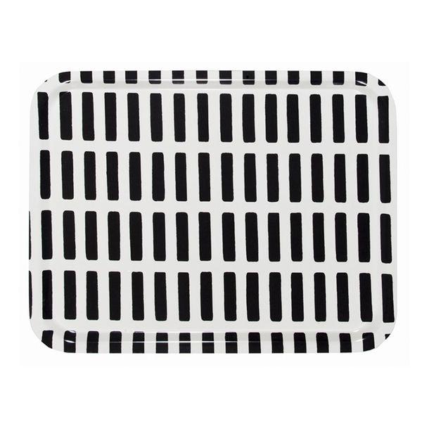 Black & White Tray