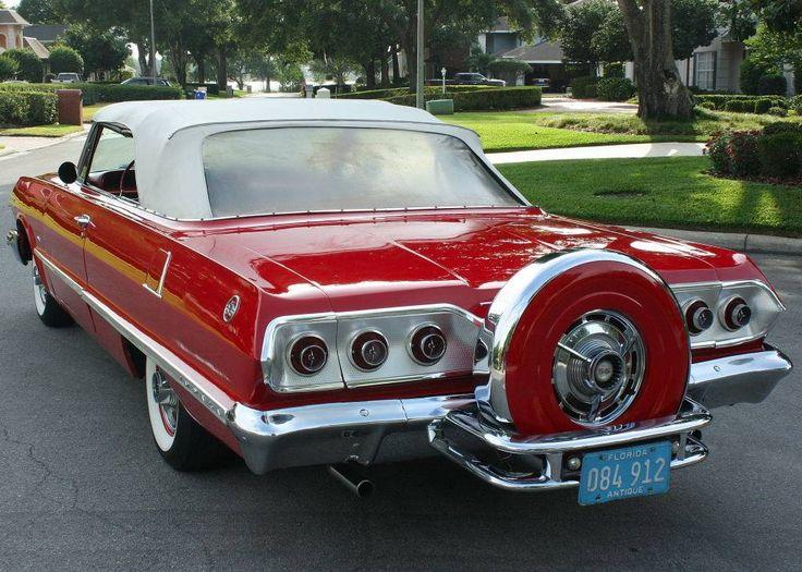 1963 Chevrolet Impala for sale #1955066 - Hemmings Motor News