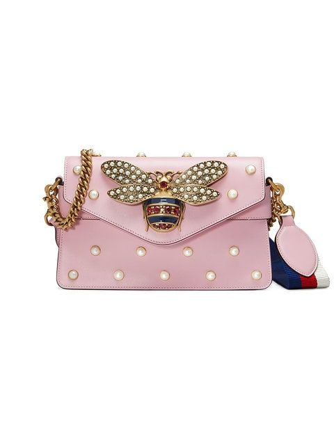 1008e6828290 Gucci Broadway Leather Mini Bag in 2019 | Cute Stuff. | Pink ...