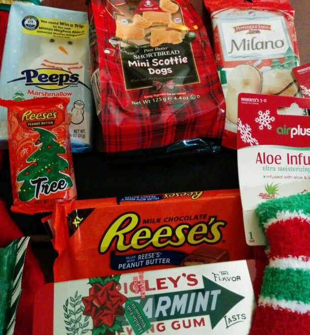 In my stocking. Merry Christmas 2014!