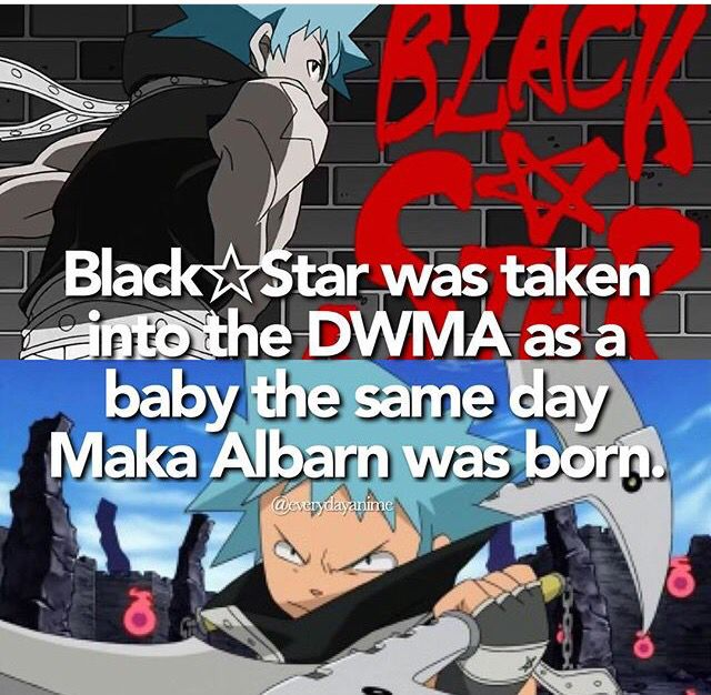 Anime facts Soul eater