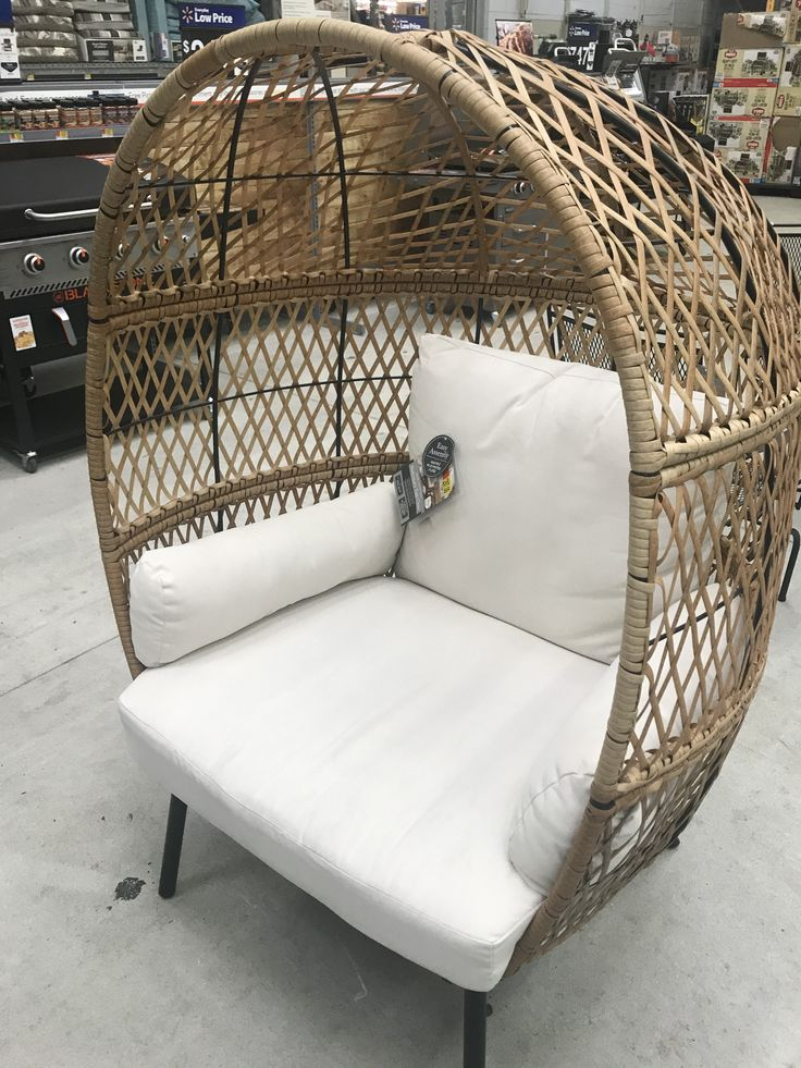 297 Walmart Ventura Stationary Egg Chair in 2020