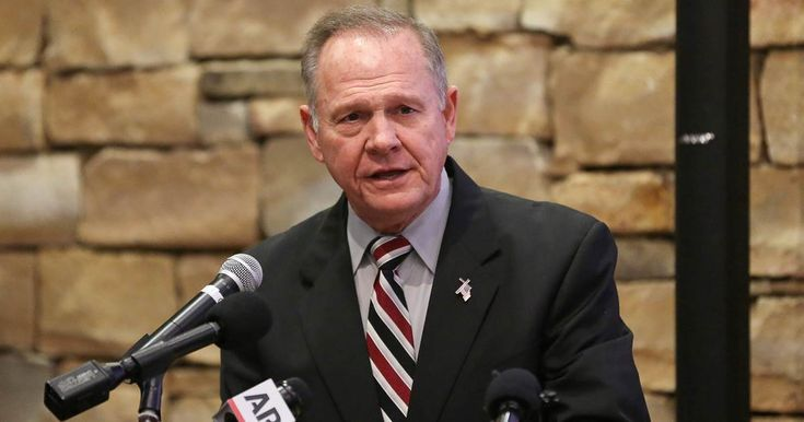 Roy Moore's campaign Tuesday touted the backing of a dubious new super PAC whose founder has had ties to a white nationalist group.