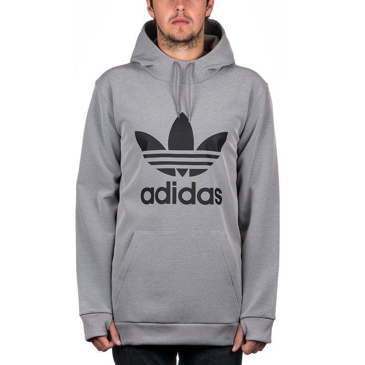 adidas snowboarding sweatshirt