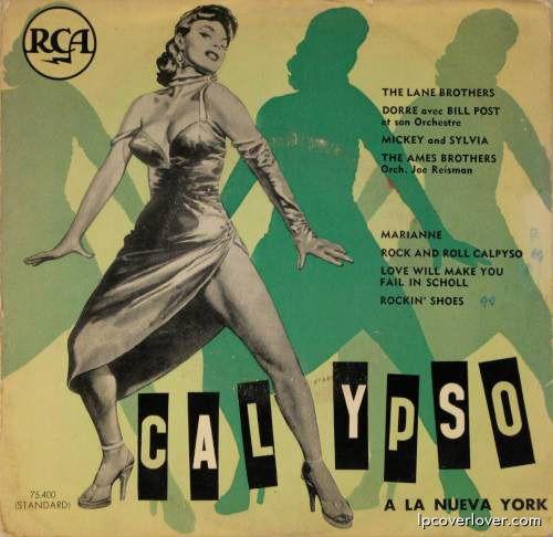v.a. - Calypso a la Nueva York (1957)