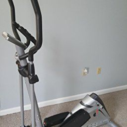 Amazon.com : Exerpeutic 1000Xl Heavy Duty Magnetic Elliptical with Pulse : Elliptical Trainers : Sports & Outdoors