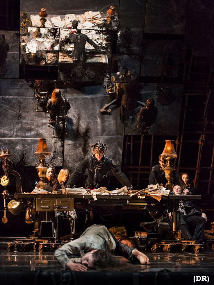 Théâtre de Nice : du James Thierrée sans James Thierrée avec Tabac rouge | WebTimeMedias