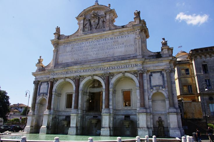 The Great Beauty Tour of Rome, blog post by Rick Zullo.
