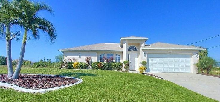 Casa Marbella Vacation Rental - VRBO 524575ha - 3 BR Cape Coral House in FL, Dreamlike Holiday Home - Villa in Florida to Rent