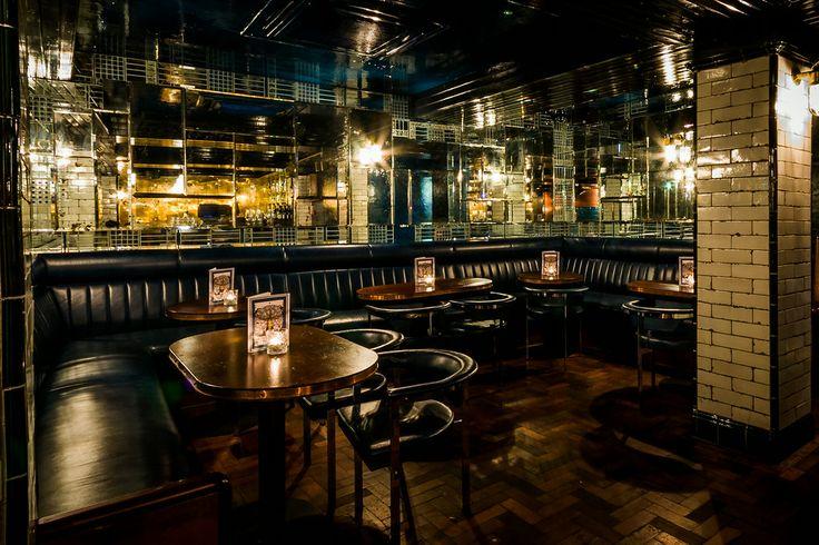 Hawksmoor Spitalfields Bar #cocktails #bars #eastlondon