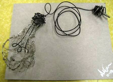 ARTISUN: Wire Sculptures
