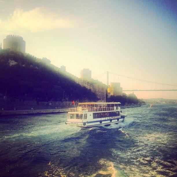 Bosphorus,  Istanbul , Turkey