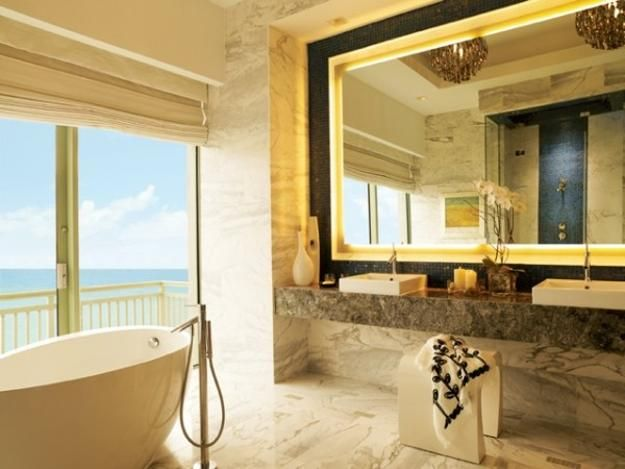Freestanding Bathroom Tubs Define Luxurious Trends in Modern Bathtubs