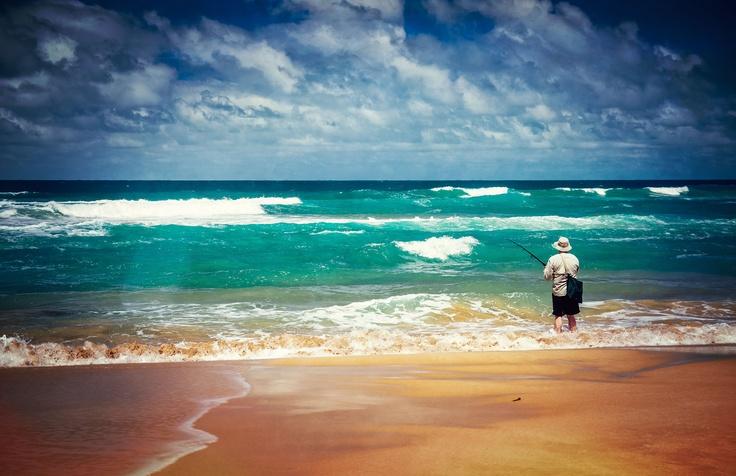 South Australia fishing spots - Waitpinga