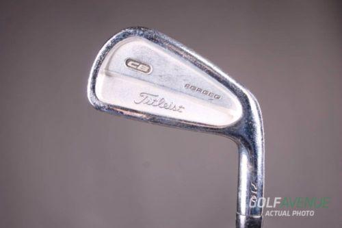 Titleist CB 710 Forged Iron Set 3-PW Stiff Right-H Steel Golf Clubs #830