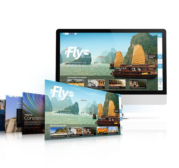 Inspire - iFly KLM Digital magazine http://www.iflymagazine.com/
