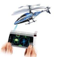 Helicóptero con control remoto a través de tu Smartphone