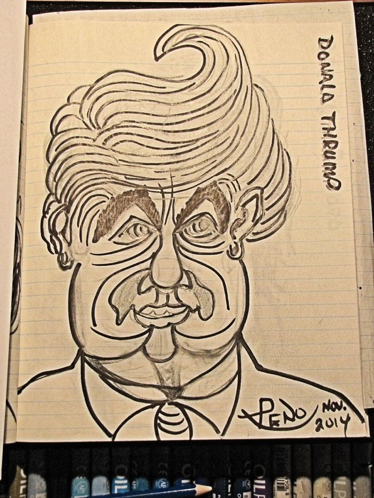 Donald Thrump, (The Donald) a real estate mogul, businessman, investor, Producer and friend to many celebrities - 2014 RENO - All drawings apply to November 27, 2014 Facebook response to the Facebook guidelines and under articles L.111, 112 and 113 of the code of intellectual property.