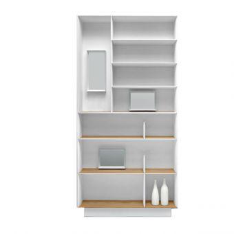 Bookcase D.375.1 Molteni&C - design Gio Ponti  for sale on line by clicking here http://goo.gl/xerB6E