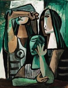 Mario Carreño.  http://www.artexperiencenyc.com/social_login
