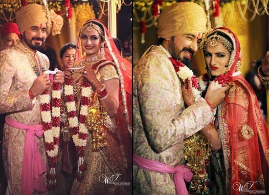 Famous Indian Celebrity Weddings Of 2016