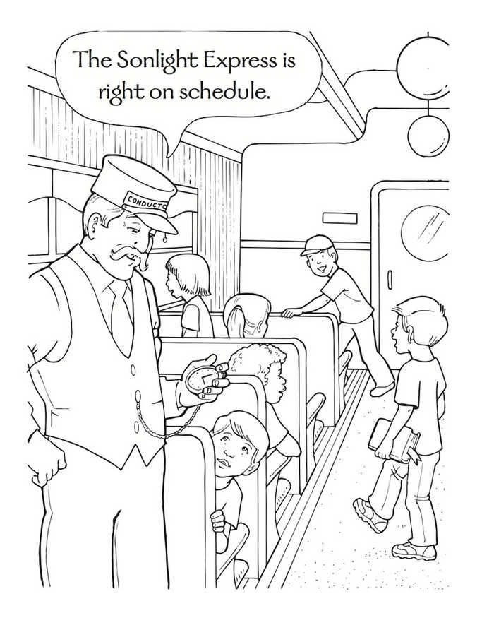 Polar Express Coloring Pages Worksheets And Puzzles Free Coloring Sheets Polar Express Train Coloring Pages Coloring Sheets