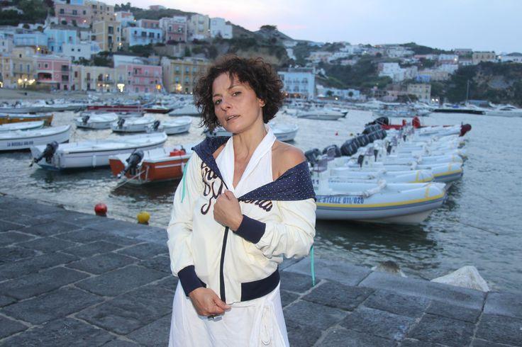 Lidia Vitale #actress #Ponza